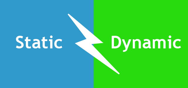 static and dynamic ip address
